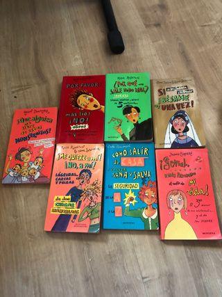 Pack de libros montena juveniles