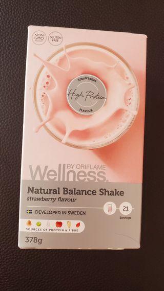 Batido Fresa Natural Balance