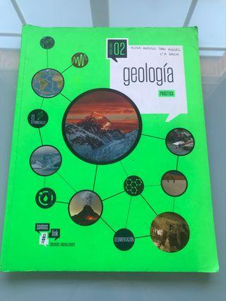 Libro Práctica Geología Segundo Bachillerato