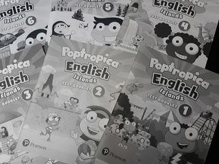 Exámenes Test Booklet Poptropica English Islands
