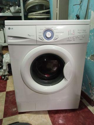 Lavadora LG muy nueva