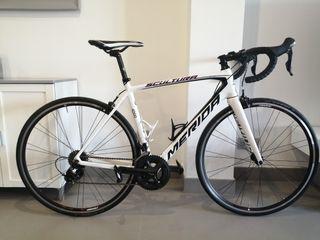 bici carretera Merida scultura 4000