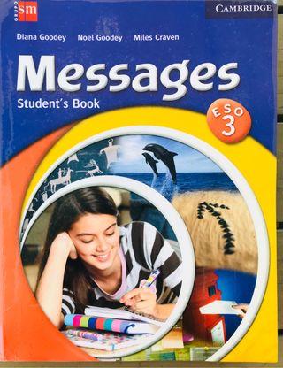 Libro messages 3 eso SM