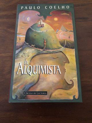 Libro el alquimista Paulo Coelho