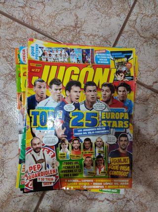 Revistas Jugón