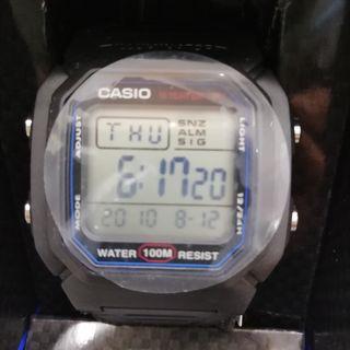 Reloj Casio Negro modelo W-800H