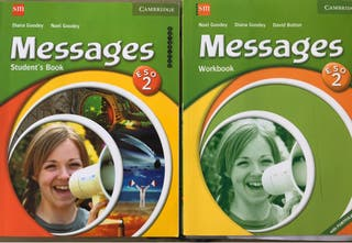 Libro Messages SM 2 eso