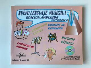 Nuevo Lenguaje Musical I Edición Ampliada