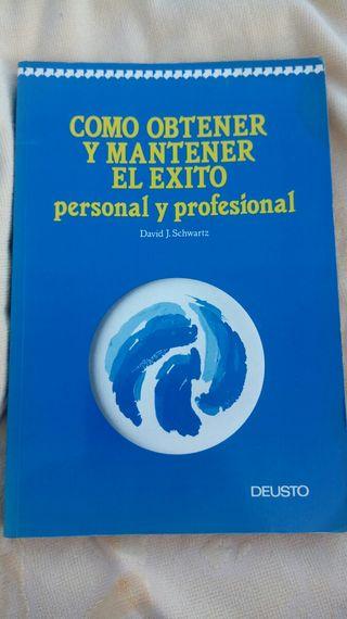 Libro éxito personal y profesional