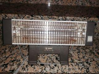 radiador (calefactor) infrarrojos
