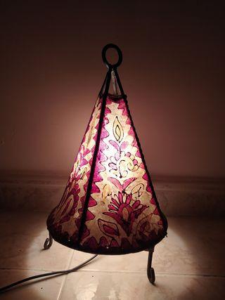 lampara marroqui