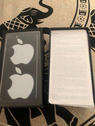 Caja iPhone 7 nueva