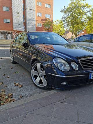 Mercedes clase E avantgarde 270 cdi E 2005