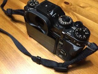 Fujifilm XT1 cuerpo de cámara