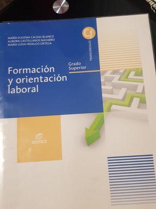 LIBRO FP. Formación y orientación laboral.