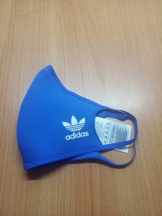 Mascarilla oficial Adidas nueva