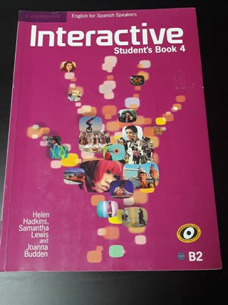 Interactive 4 Student's book