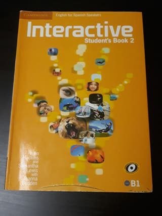 Interactive 2 Student's book
