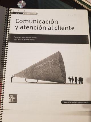 LIBRO FP. Comunicación y atención al cliente.