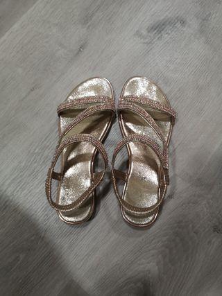 Sandalias talla 38