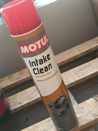 Limpiador de carburadores Motul INTAKE CLEAN