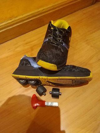 zapatillas con ruedas Geerbu, n°38