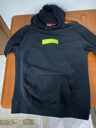 Supreme Box Logo FW17 black talla Xl