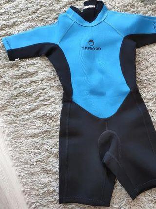 traje neopreno Surf niño