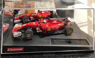 Ferrari SF70H Vettel.