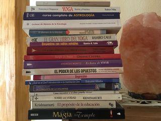 Libros de autoayuda 3€ uno y 5€ 2und