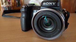 Camara Sony Cibershot DSC H9