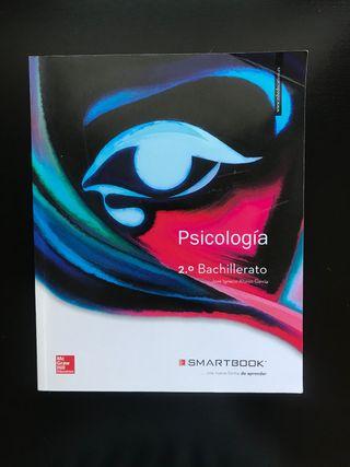 Libro Psicología 2 Bachillerato