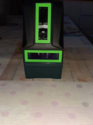 laser bosch profesional gcl 2-15 g cruz verde