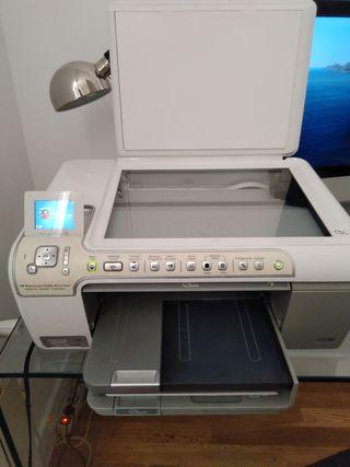 Impresora HP Photosmart C5280