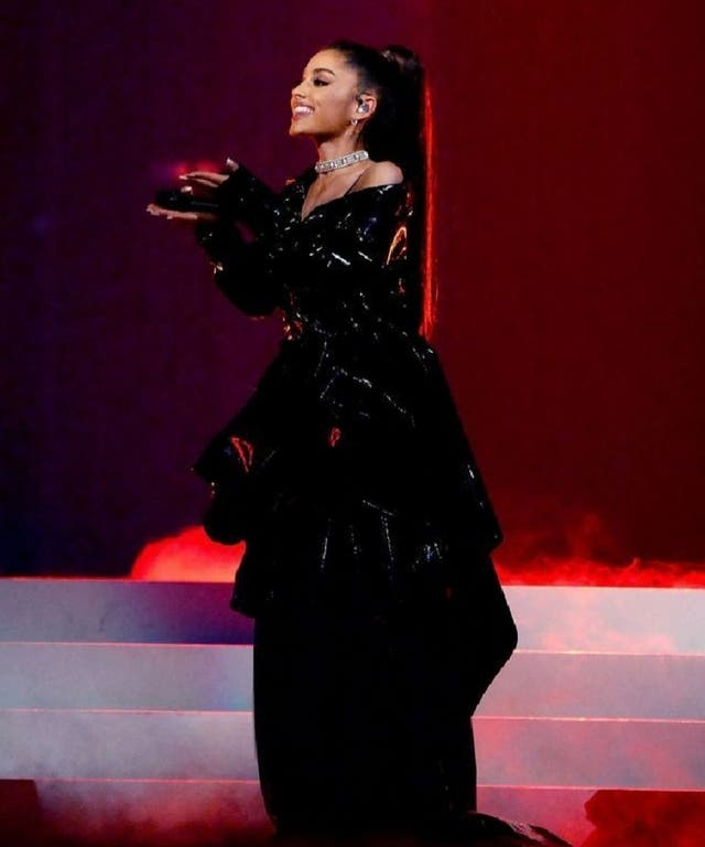 Ariana Grande Tour Photos