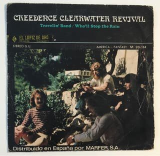 CREEDENCE CLEARWATER REVIVAL Disco Vinilo Lp