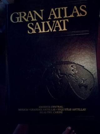 Gran Atlas Salvat