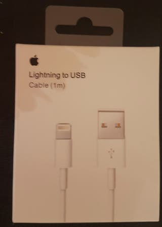 Cable Lightning to USB iPhone