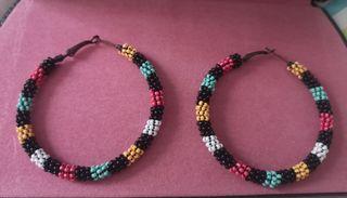 Aros multicolor