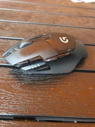 raton gamer logitech g402