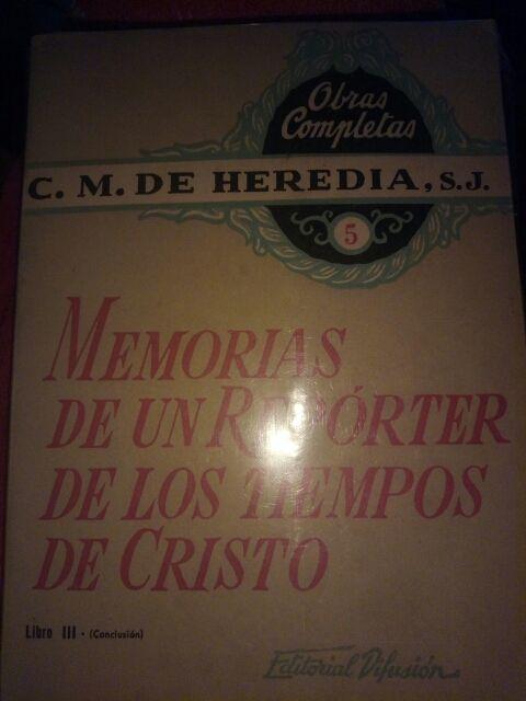 libro memorias de un reporter en los tiempos de cr