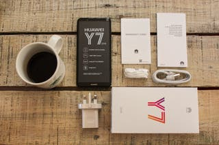 Brand new Huawei Y7 (2018)