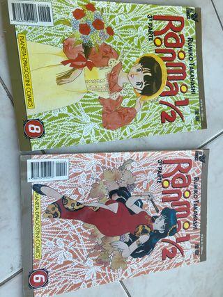 comics ranma 1/2 en castellano