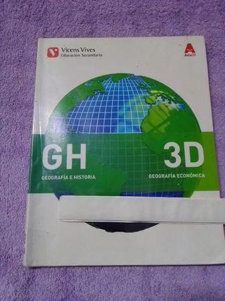 libro geográfica y historia