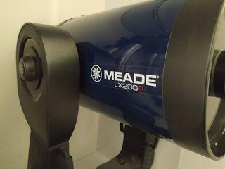 "telescopio MEADE LX200 10"""