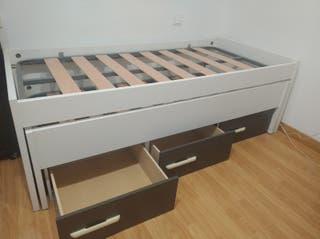 cama nido 90 X 190