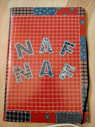 hojas perfumadas Naf Naf