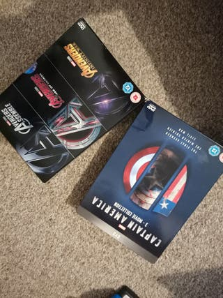 dvds bundles