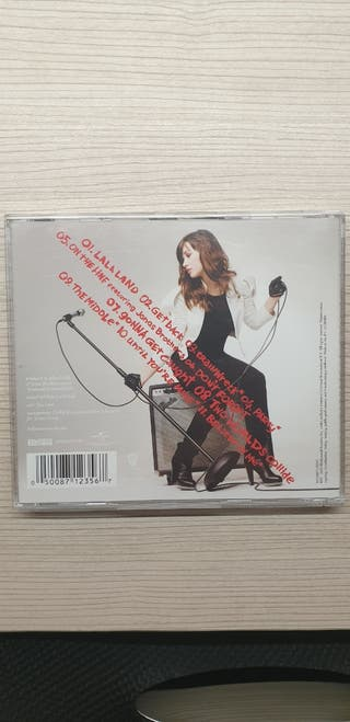 Discos de Demi Lovato
