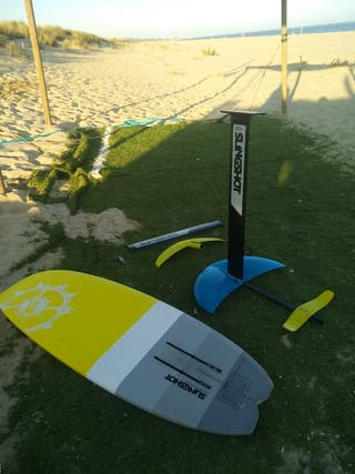 kitesurf foil slingshort